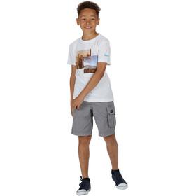 Regatta Shorewalk Shorts Kids rock grey